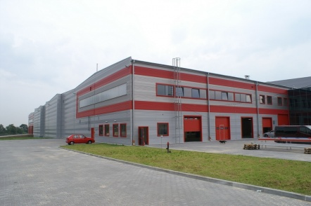 Logistics Center, Poland