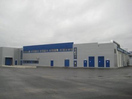 Vičiūnai Group žuvies perdirbimo gamykla, Plungė