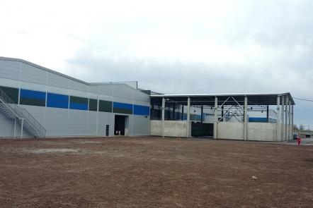 Marijampolės mechaninio biologinio atliekų apdorojimo gamykla, Marijampolė
