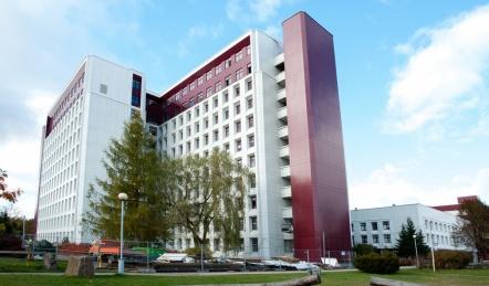 SZPITAL UNIWERSYTECKI W WILNIE, LITWA