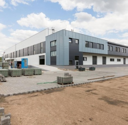Warehouse with office space, Vilnius