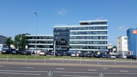 Administracinis pastatas, Vilnius