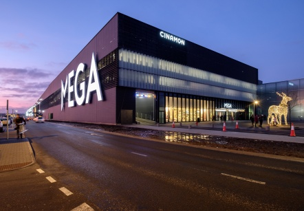 Cinamon Mega, Kaunas
