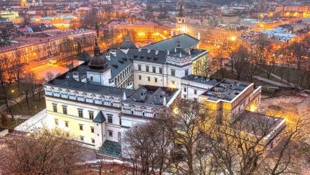 Valdovų rūmai, Vilnius