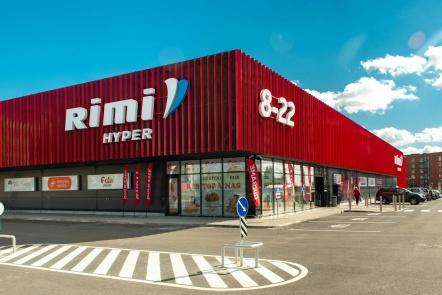 RIMI, Vilnius