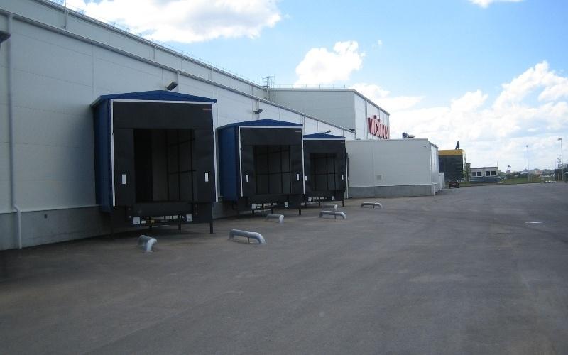 Vičiūnai Group žuvies perdirbimo gamykla, Kaunas