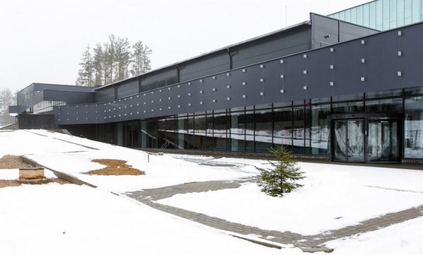 Sportininkų rengimo centras, Druskininkai