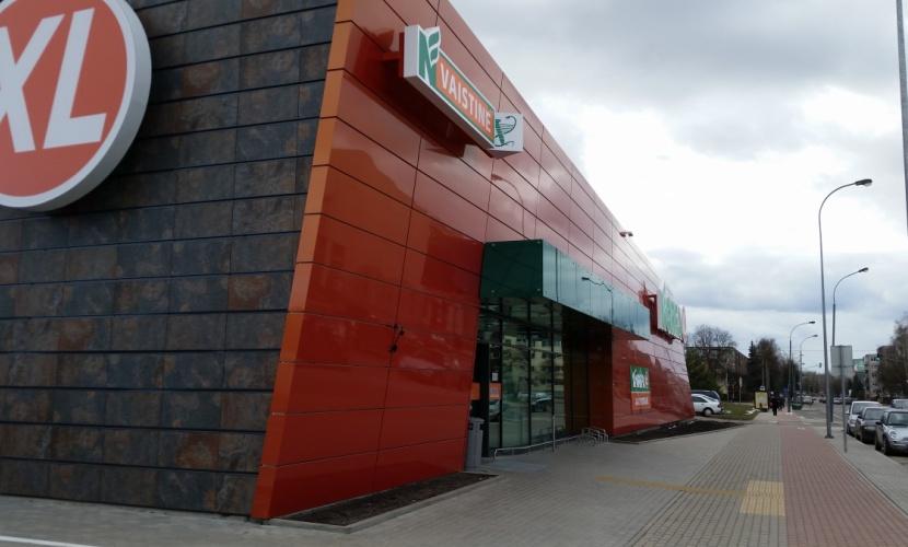 Prekybos centras, Panevėžys