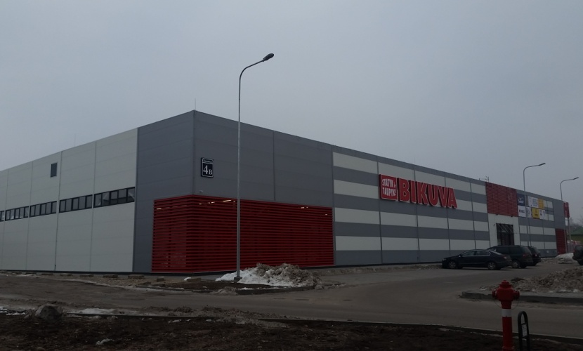 Prekybos centras, Šilutė