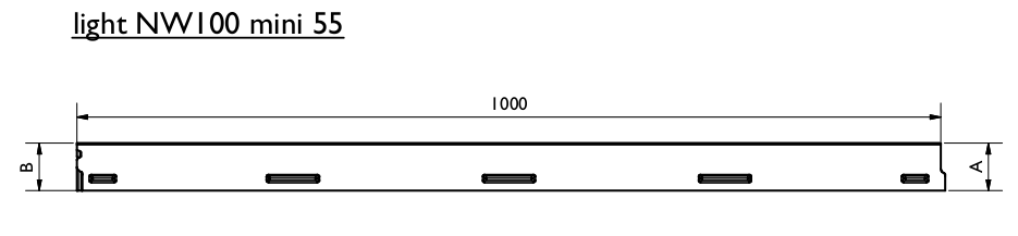 FILCOTEN light NW100